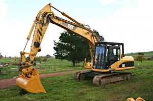 Backhoe Loader Excavator Hire