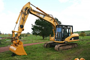 earthmoving-excavator-mansfield