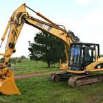 excavator hire mansfield