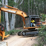 earthmoving services alexandra