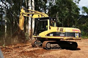 Excavator Hire Benalla area