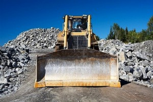 Constructing gravel roads